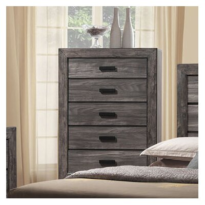 Cambridge Drexel 5 Drawer Chest