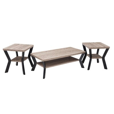 Trent Austin Design Miche Wabun 3 Piece Coffee Table Set by Simmons Casegoods
