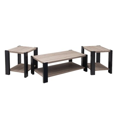 Trent Austin Design Midvale 3 Piece Coffee Table Set by Simmons Casegoods