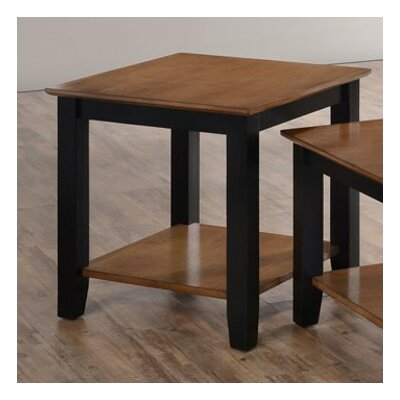 Latitude Run Sylvester End Table