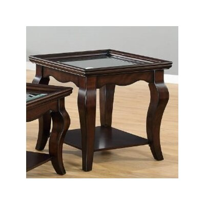 Darby Home Co Hyde End Table by Simmons Casegoods