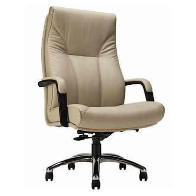 Via Seating Executive Seating High Back Chair with Arm