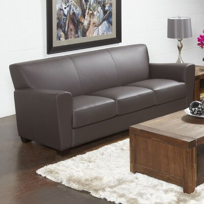 Lind Furniture Cameo Top Grain Leather Sofa