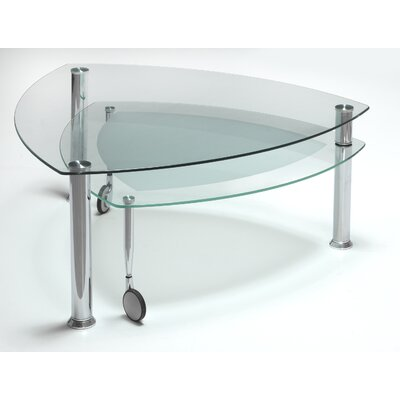 Chateau Imports Deville Coffee Table
