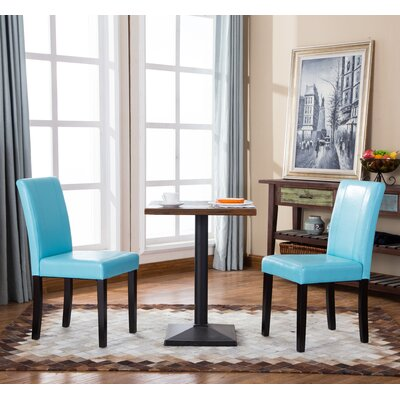 Roundhill Furniture Urban Parson Chair (Set of 2)