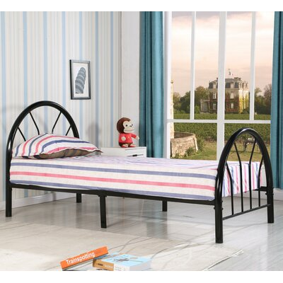 Roundhill Furniture Blanca Twin Metal Bed