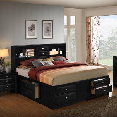 Roundhill Furniture Blemerey Platform Bed