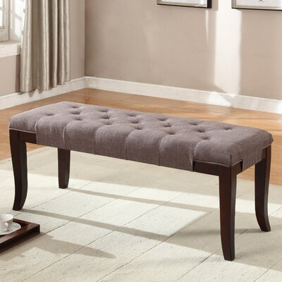 Roundhill Furniture Linion Bedroom Bench