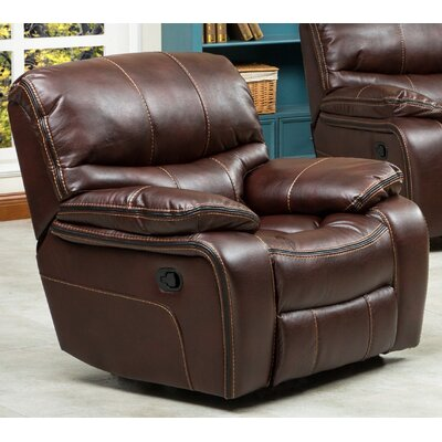 Roundhill Furniture Ewa Rocker Recliner