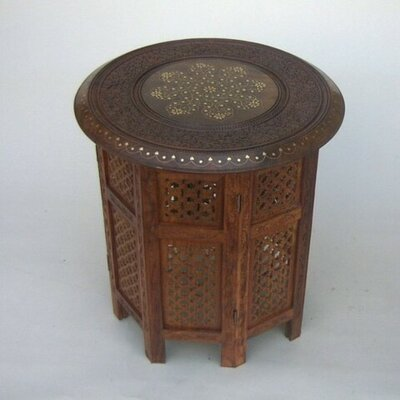 Bungalow Rose Andaluss End Table
