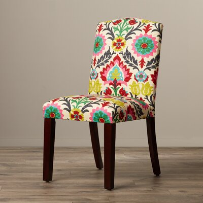 Bungalow Rose Darling Arched Dining Side Chair