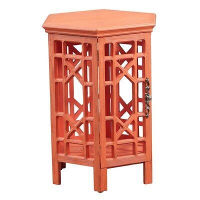 Bungalow Rose Aarna End Table
