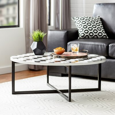 Bungalow Rose Vejle Coffee Table