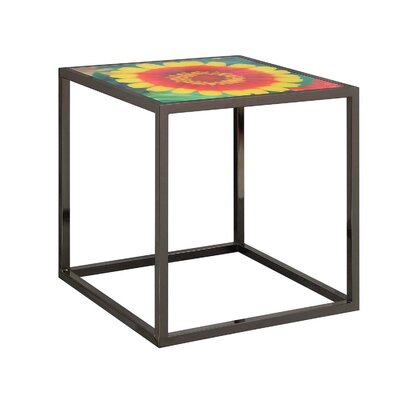 Bungalow Rose Vitavou End Table