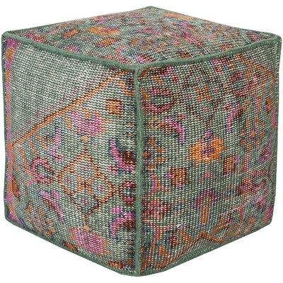 Bungalow Rose Leander Pouf Ottoman