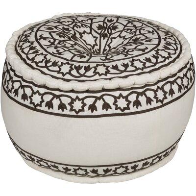 Bungalow Rose Emmerson Cube Pouf Ottoman