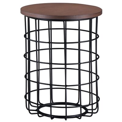 Bungalow Rose Dhruv End Table