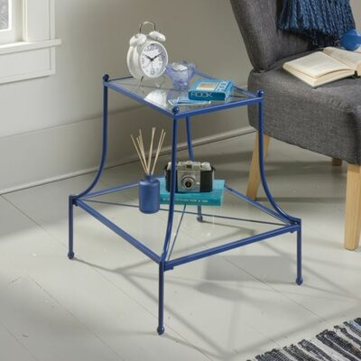 Bungalow Rose Mora End Table