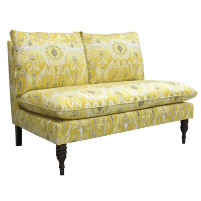 Bungalow Rose Anghal Settee Loveseat