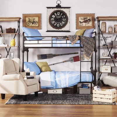 Viv + Rae Kerry Twin Bunk Bed