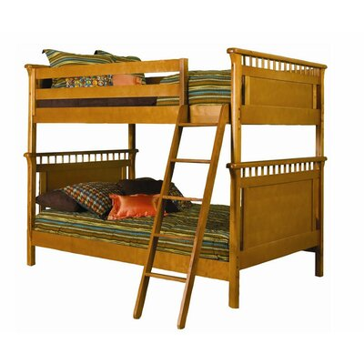 Viv + Rae David Twin Over Twin Bunk Bed