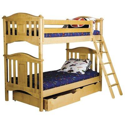 Viv + Rae David Twin Over Twin Bunk Bed