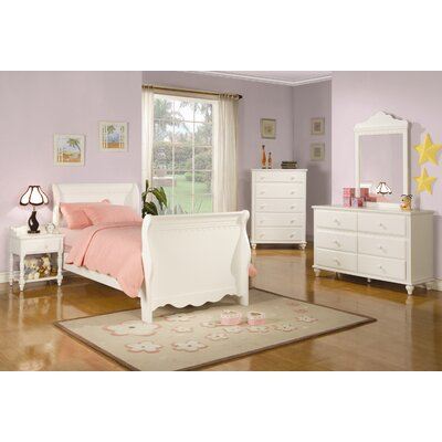 Viv + Rae Headington 6 Drawer Dresser with Mirror