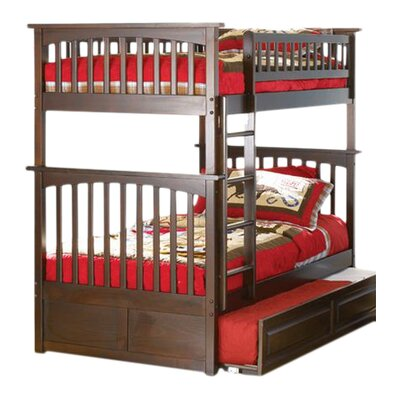 Viv + Rae Henry Bunk Bed with Trundle