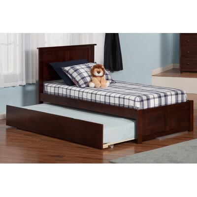 Viv + Rae Greyson Panel Bed with Trundle