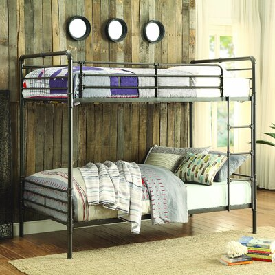 Viv + Rae Gower Twin/Twin Bunk Bed