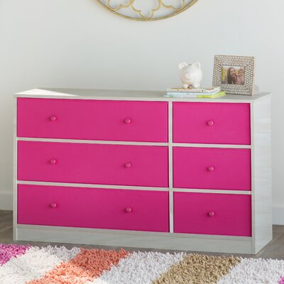 Viv + Rae Brooke 6 Drawer Double Dresser