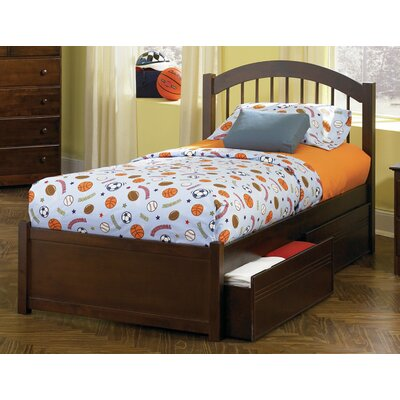 Viv + Rae Matt Twin XL Panel Bed with Drawers