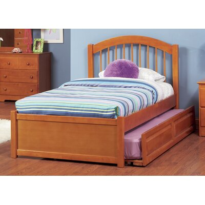 Viv + Rae Matt Panel Bed with Trundle