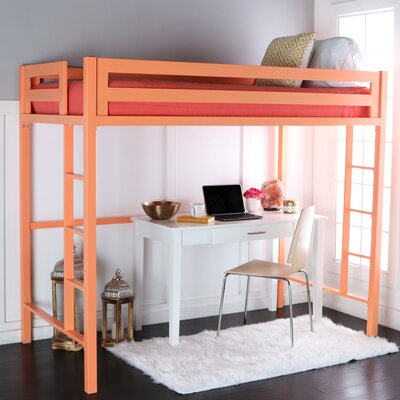 Viv + Rae Nikolai Twin Loft Bed Customizable Bed..