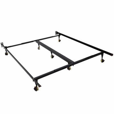 HomCom Bed Frame