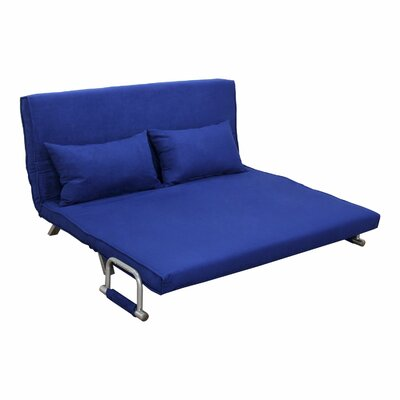 HomCom Folding Futon Sleeper Sofa