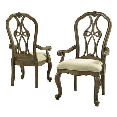 Sage Avenue Harriet Arm Chair (Set of 2)