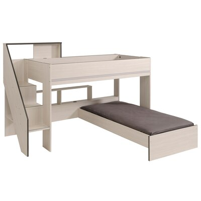 Parisot Gravity Twin Over Twin Bunk Bed