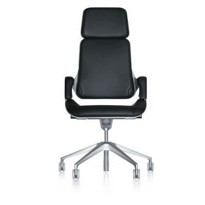 Interstuhl High-Back Leather Executive Chair