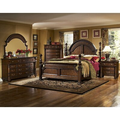 Fairfax Home Collections Bainbridge Platform Customizable Bedroom Set