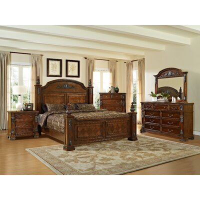 Fairfax Home Collections Orleans Customizable Bedroom Set