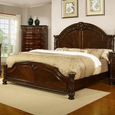 Fairfax Home Collections Patterson Panel Bed