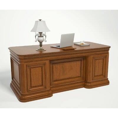 Fairfax Home Collections Winsome Executive Desk