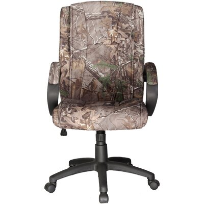 Comfort Products Realtree© Relaxzen High-Back Executive Chair