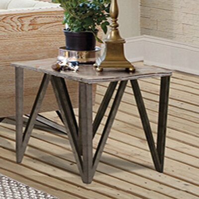 Armen Living Regis End Table