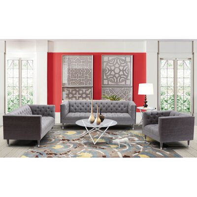 Brayden Studio Kaneshiro Living Room Collection