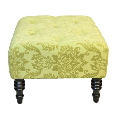 HD Couture Swansea St.Honore Ottoman