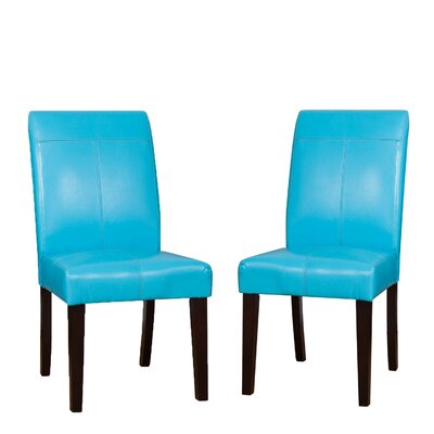 Sands Textiles Bombay Parsons Chair (Set of 2)