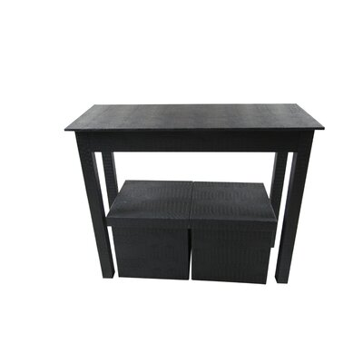Upscale Designs by EMA Console Table and ..