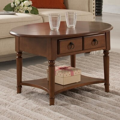 Leick Furniture Coastal Notions Coffee Table
